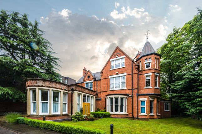 Thumbnail Flat for sale in The Lodge, Mapperley Park