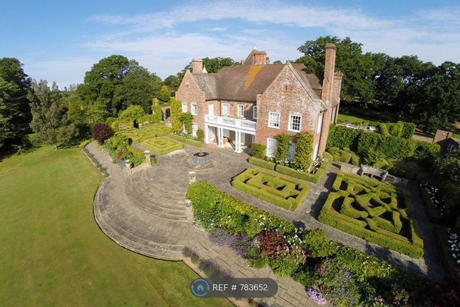 Thumbnail Detached house to rent in Pelsham Manor, Rye