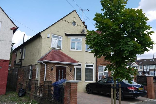 Thumbnail Semi-detached house for sale in Cecil Road, Near North Acton Playing Fields, Acton, London