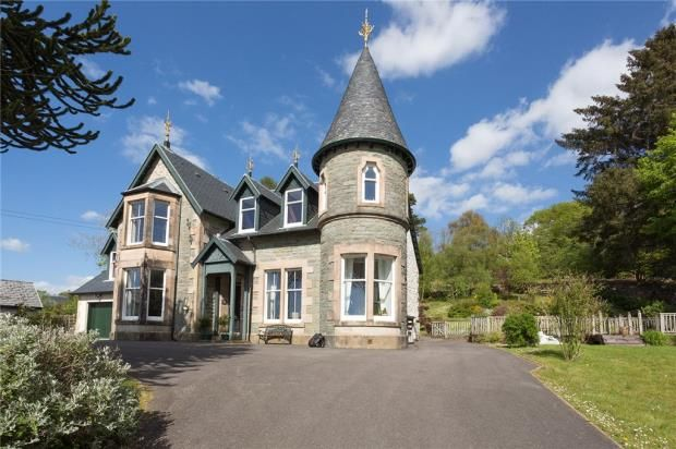 Thumbnail Detached house for sale in Glendale House, Strachur, Cairndow, Argyll And Bute