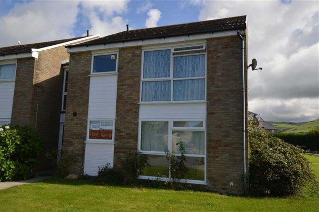 Thumbnail Flat to rent in 7, Ty Helyg, Cader Walk, Tywyn, Gwynedd