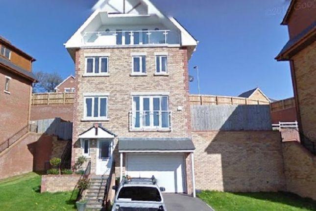 Thumbnail Detached house for sale in Gerddi Ty Bryn, Pencoed, Bridgend.