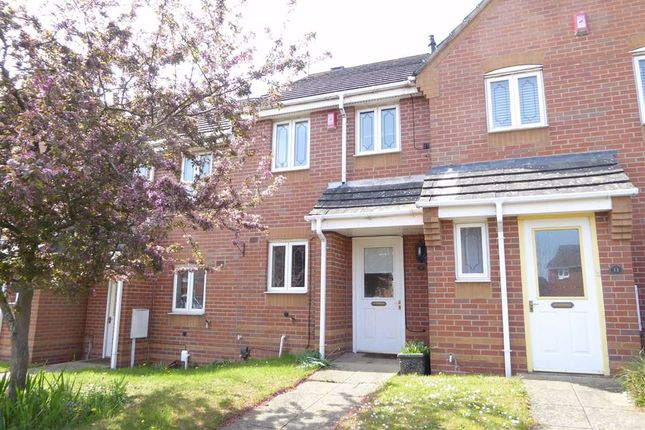 2 bed terraced house to rent in Desdemona Avenue, Heathcote, Warwick CV34