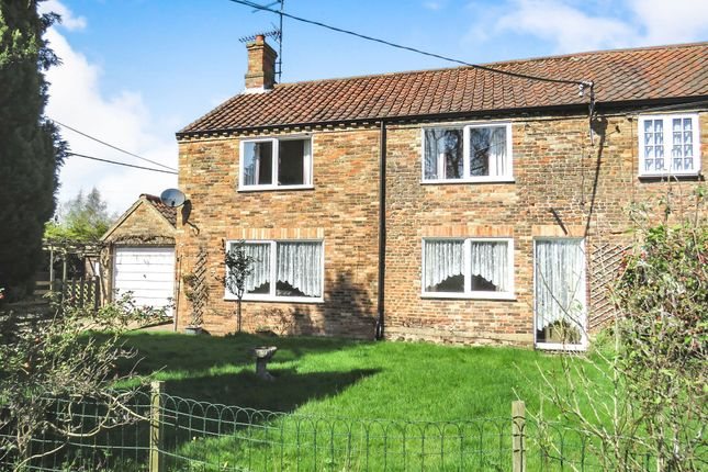 Thumbnail End terrace house for sale in Tinkers Lane, Wimbotsham, King's Lynn