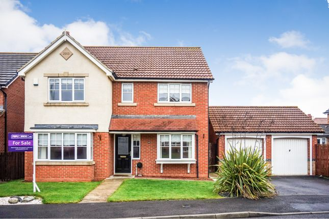 Thumbnail Detached house for sale in Aldeburgh Way, Seaham