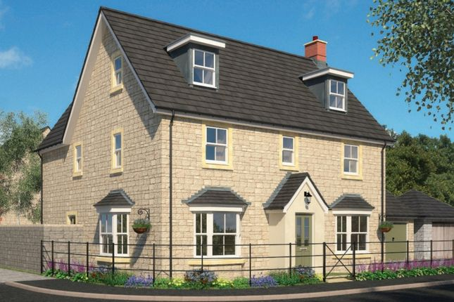 Thumbnail Town house for sale in Newland Homes The Marlborough, Randolph Avenue, Yate