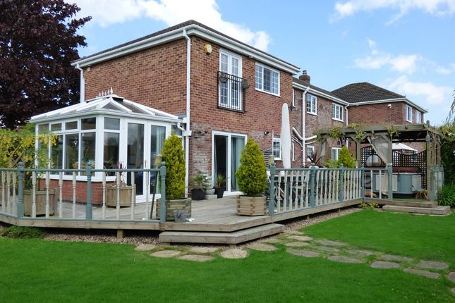 6 bed detached house for sale in Alfred Smith Way, Legbourne, Louth
