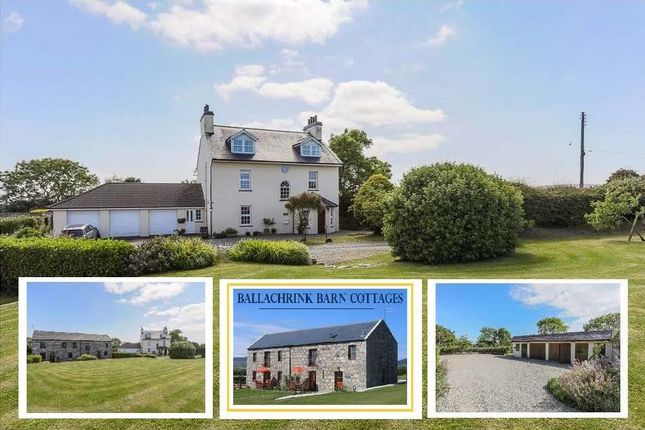 Thumbnail Country house for sale in Ballamodha Straight, Ballasalla, Isle Of Man
