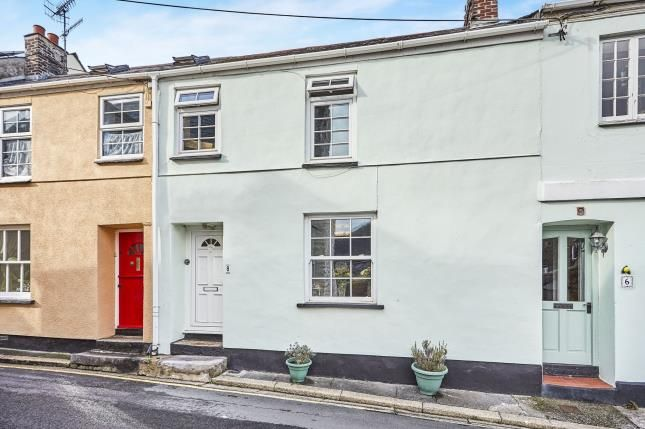 Thumbnail Terraced house for sale in Millbrook, Torpoint, Cornwall
