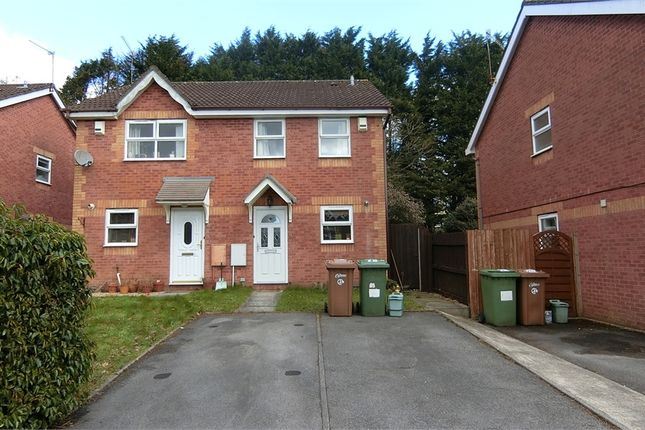Thumbnail Semi-detached house to rent in Y Felin Ffrwd, Caerphilly