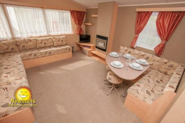 Lounge of The Willows, Sandy Bay, Exmouth EX8