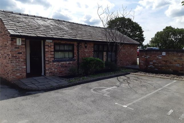 Thumbnail Office to let in Cherry Tree Farm, Cherry Tree Lane, Rostherne, Altrincham, Cheshire