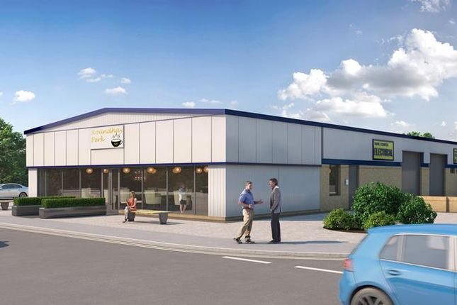 Light industrial to let in Ribston Trade Park, Roundhay Road / Grant Avenue, Leeds
