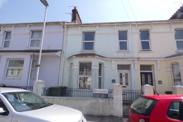 Thumbnail Property to rent in South Milton Street, Plymouth