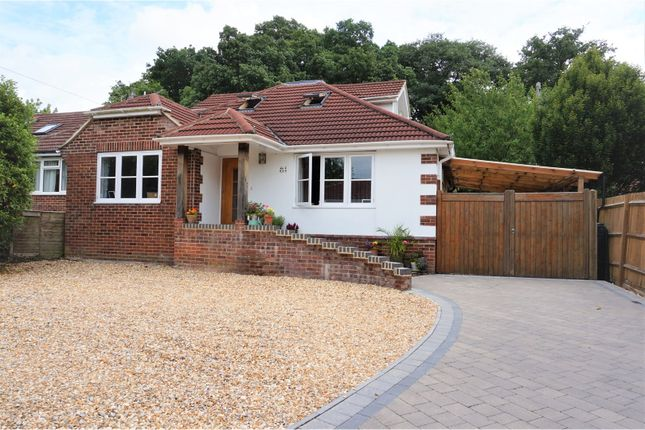 Thumbnail Detached house for sale in Main Road, Winchester