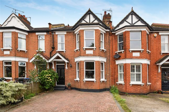 Thumbnail Terraced house for sale in Hoppers Road, Winchmore Hill, London