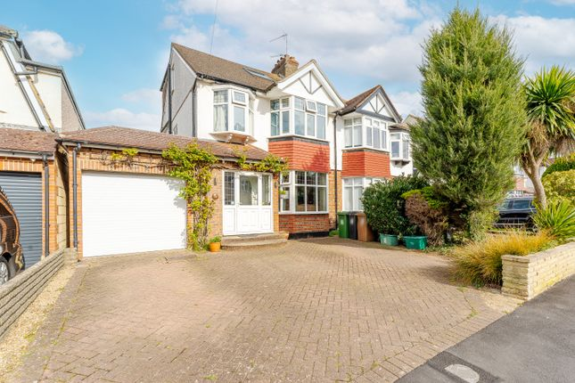 1 bed semi-detached house for sale in Avon Close, Worcester Park KT4