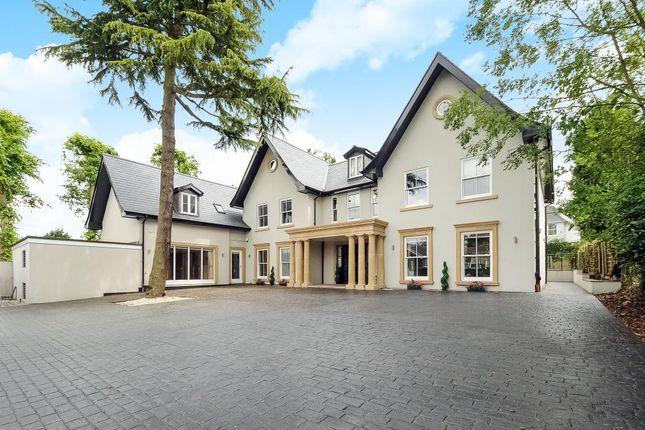 Thumbnail Detached house to rent in Hadley Wood EN4,