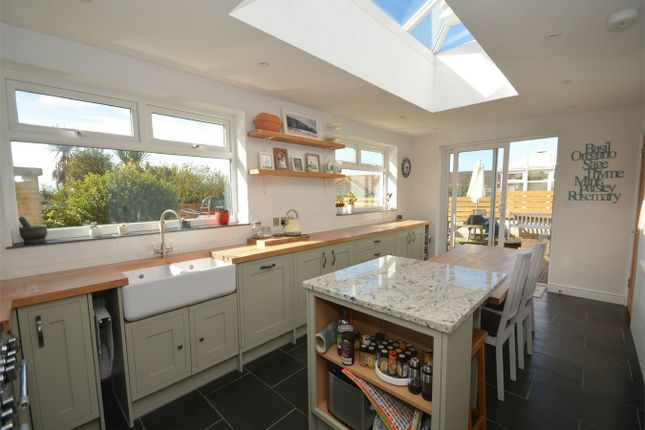 Thumbnail Detached bungalow for sale in Rosenannon Road, Illogan Downs, Redruth, Cornwall