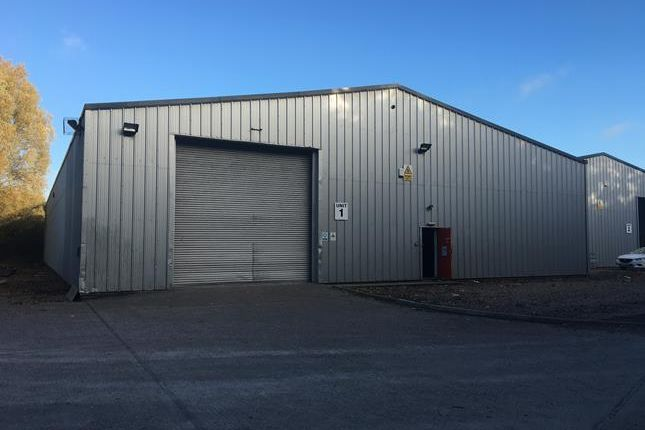 Thumbnail Light industrial to let in Eagle Road, Quarry Hill Industrial Estate, Ilkeston