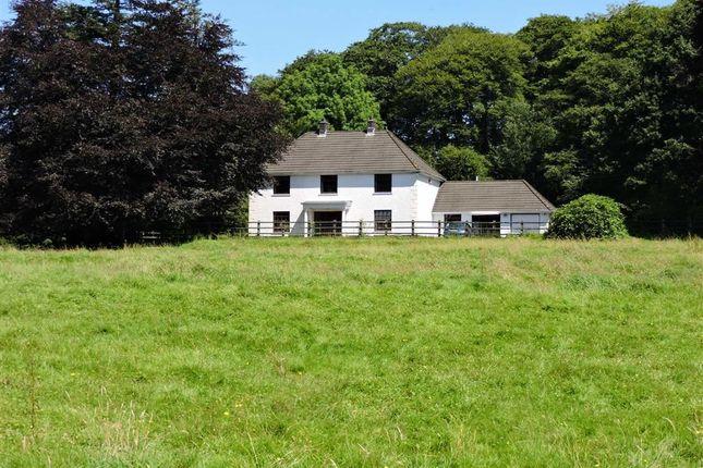 Thumbnail Farm for sale in Abergwili, Carmarthen