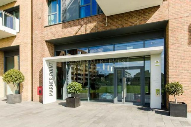 Thumbnail Flat to rent in Marner Point, 1 Jefferson Plaza, Bromley By Bow, Stratford, Bow, London