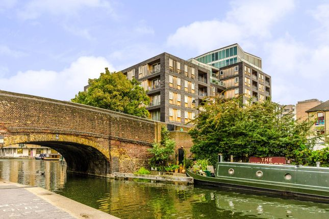Thumbnail Flat to rent in Wharf Road, Islington