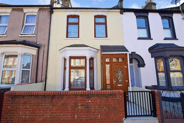 Thumbnail Terraced house for sale in Caistor Park Road, Stratford, London