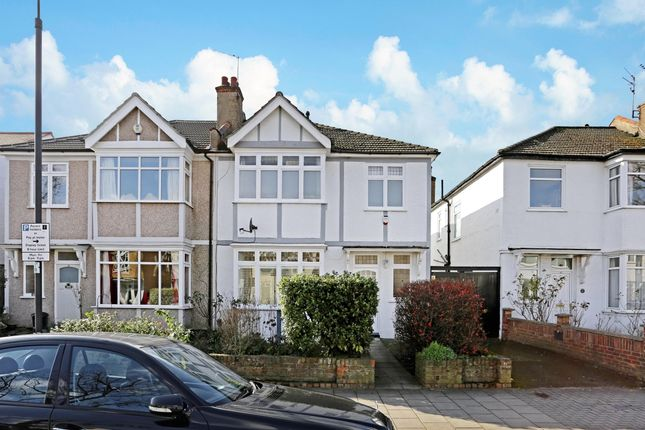 Thumbnail Semi-detached house to rent in Emlyn Road, London