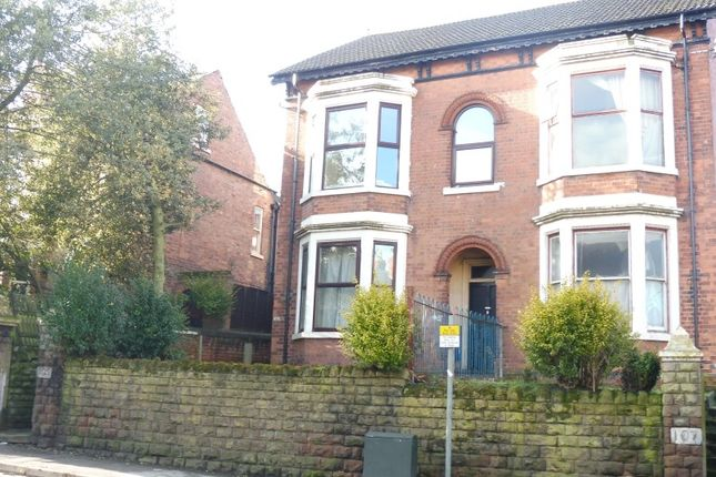 Thumbnail Semi-detached house for sale in Nottingham Road, Nottingham, Nottinghamshire