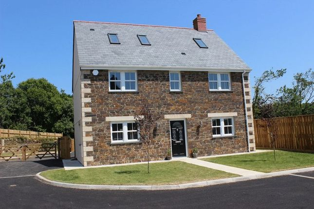 Detached house for sale in Hewas Water, St. Austell
