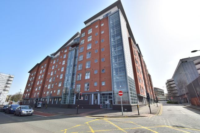Thumbnail Flat to rent in Sanvey Gate, City Centre, Leicester