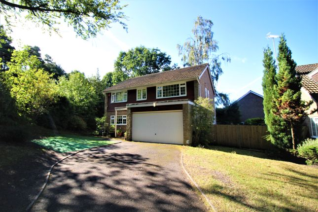 Thumbnail Detached house to rent in Golf Drive, Camberley