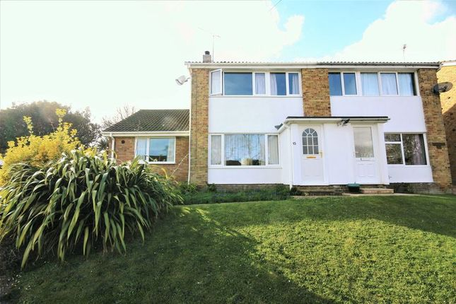 Thumbnail Semi-detached house for sale in Furzedale Park, Hythe, Southampton