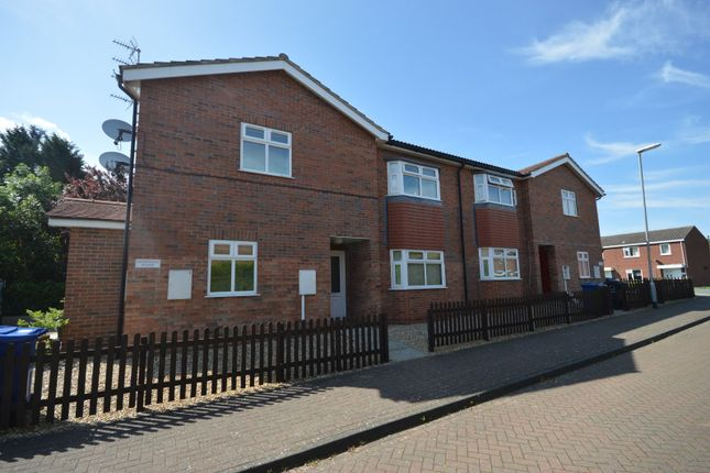 Front of Greenaway House, Greenaway Court, Cherry Willingham, Lincoln LN3