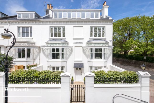 Thumbnail End terrace house for sale in Clifton Terrace, Brighton, East Sussex