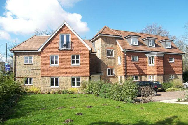 Thumbnail Flat to rent in Wey Road, Weybridge