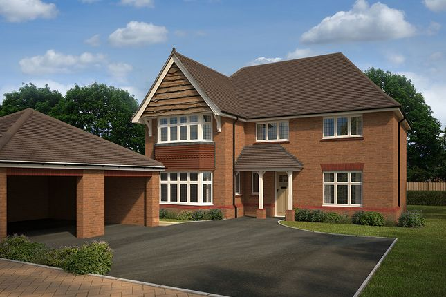 """Thumbnail Detached house for sale in """"Balmoral"""" at Ferard Corner, Warfield, Bracknell"""