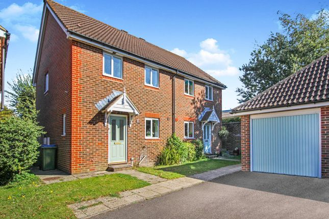 Thumbnail Semi-detached house to rent in Leonard Way, Horsham