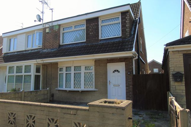 Thumbnail Semi-detached house for sale in Lytham Close, Aintree, Liverpool