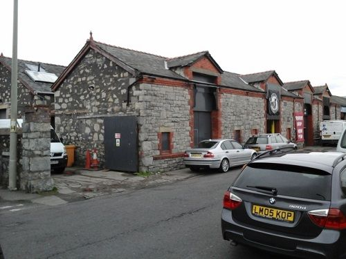 Thumbnail Light industrial to let in Builders Street, Llandudno