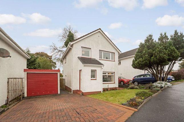 Thumbnail Detached house for sale in Glen Shee Avenue, Neilston