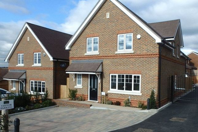 Thumbnail Detached house for sale in Henrietta Place, Woodlands Road, Epsom