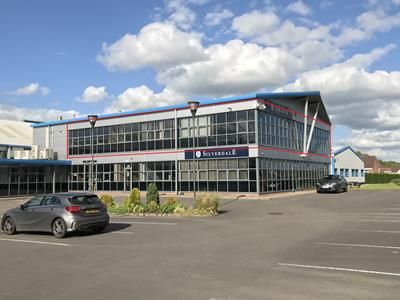 Thumbnail Office to let in Offices At Silverdale Bathrooms, Silverdale Road, Newcastle Under Lyme, Staffordshire