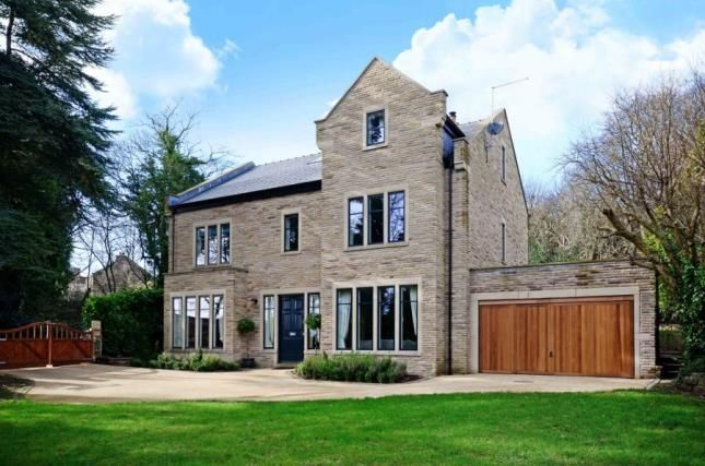 Thumbnail Detached house for sale in Carsick Hill Way, Sheffield, South Yorkshire