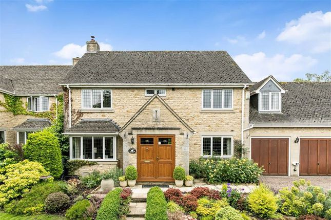 Thumbnail Link-detached house for sale in Orchard Rise, Burford, Oxfordshire