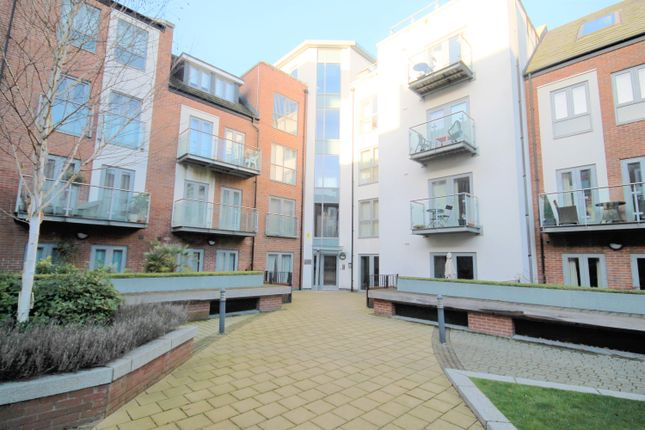 Thumbnail Flat for sale in Adventurers Court, Pond Garth, York