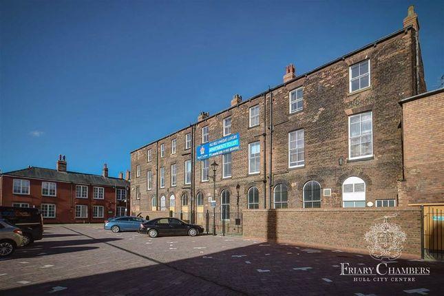 Zebedee's Yard of Whitefriargate, Hull HU1
