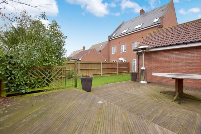 Thumbnail Semi-detached house for sale in Gershwin Boulevard, Witham