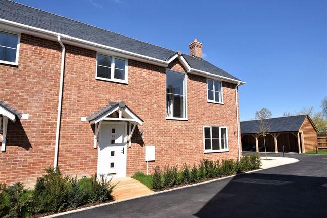 Thumbnail Semi-detached house to rent in Bentley Industrial Centre, Bentley, Farnham